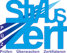 Logo, Zertifikat