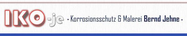 Logo von IKO-je Korrosionsschutz und Malerei Bernd Jehne
