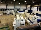 Maschinenhalle Www.kk-industries.eu