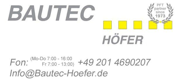 Logo von BAUTEC Höfer - RuhrBauShop e.K.