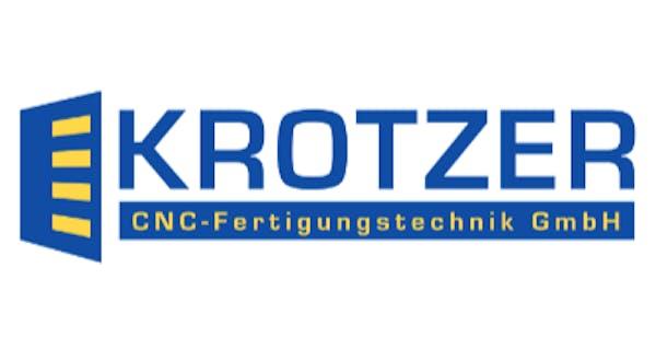 Logo von Krotzer CNC-Fertigungstechnik GmbH