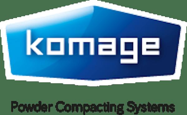 Logo von Komage Gellner Maschinenfabrik KG