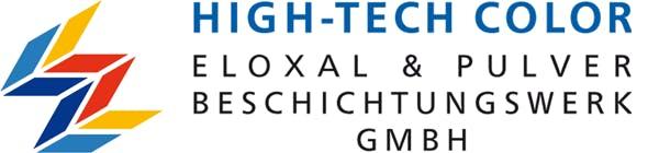 Logo von High-Tech Color Eloxal & Pulver Beschichtungswerk GmbH