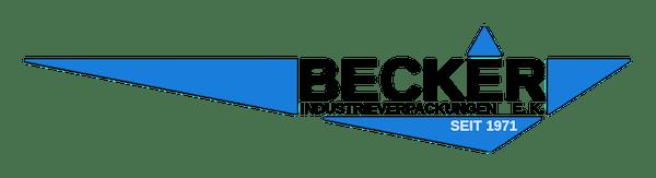 Logo von Becker Industrie-Verpackungen e.K.