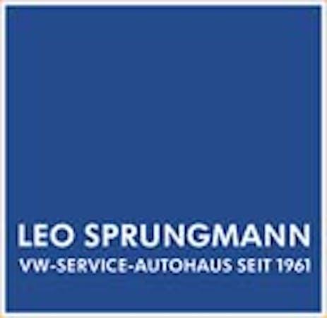 Logo von Leo Sprungmann GmbH