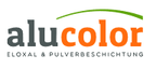 Logo von alucolor Oberflächenveredlung GmbH & Co. KG