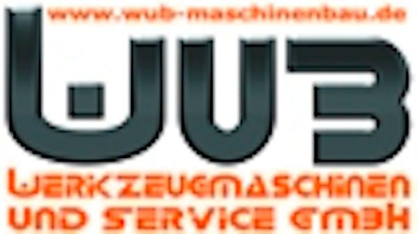 Logo von WuB Werkzeugmaschinen und Service GmbH
