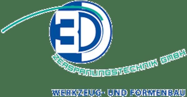 Logo von 3D-Zerspanungstechnik GmbH