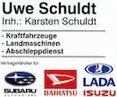Logo von Uwe Schuldt Kraftfahrzeuge-Landmaschinen