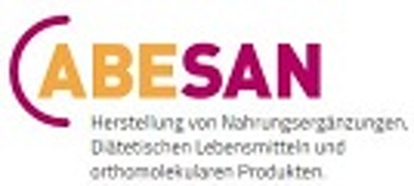 Logo von ABESAN Nahrungsergänzung Hanns M. Iacob