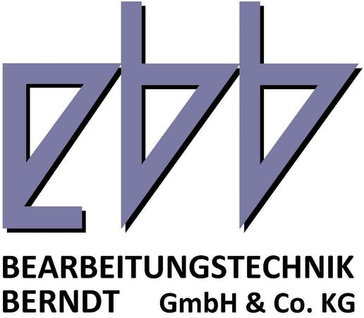 Logo von EBB Bearbeitungstechnik Berndt GmbH & Co. KG
