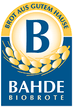 Logo von Bäckerei Bahde GmbH