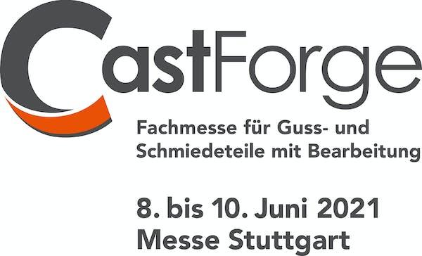 Logo von Castforge Landesmesse Stuttgart GmbH