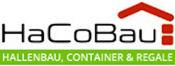 Logo von Hacobau Hallen und Containersysteme GmbH