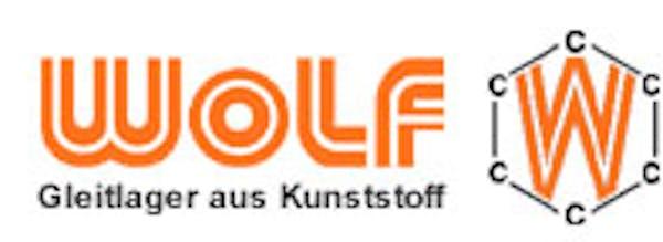 Logo von Wolf Kunststoff-Gleitlager GmbH