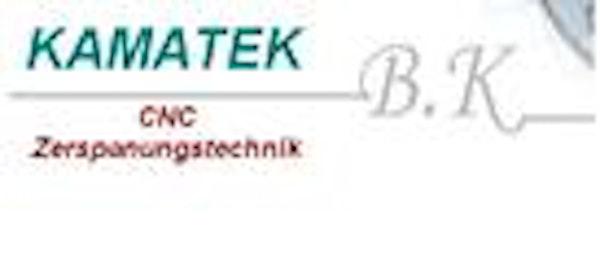 Logo von CNC Zerspanungstechnik Kamatek