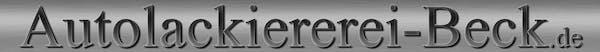 Logo von Autolackiererei Beck
