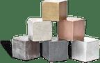Aluminium-, Kupfer- und Stahlbleche