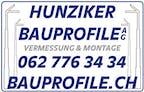 Logo von Hunziker Bauprofile