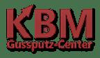 Logo von KBM Gussputz-Center GmbH