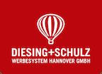 Logo von Diesing + Schulz Werbesystem Hannover GmbH