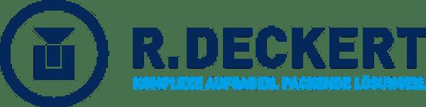 Logo von Rudolf Deckert GmbH & Co KG