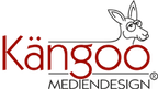 Logo von Kängoo Mediendesign e.K.