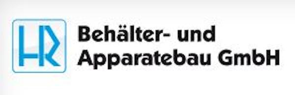 Logo von HR Behälter- und Apparatebau GmbH