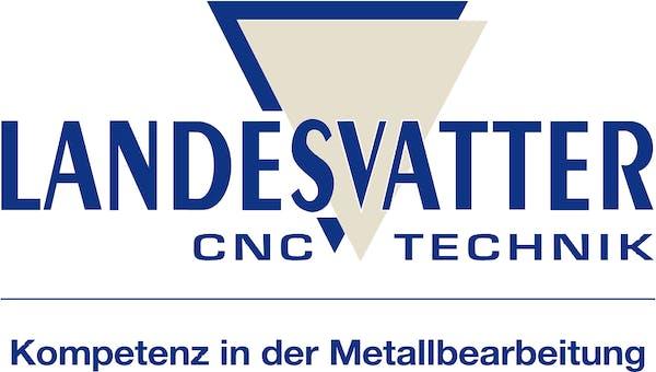 Logo von Landesvatter CNC-Technik GmbH & Co. KG