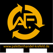 Logo von Palettenhandel A. F.