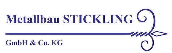 Logo von Metallbau Stickling GmbH & Co. KG