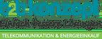 Logo von b2b-konzept GmbH & Co. KG Inh. Stephan Krieger