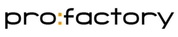 Logo von Pro Factory Werbemittel GmbH & Co. KG