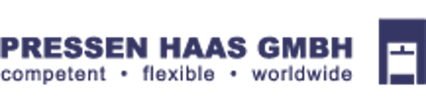 Logo von Pressen HAAS GmbH