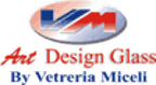 Logo von VM ART DESIGN GLASS BY VETRERIA ARTISTICA MICELI SRL