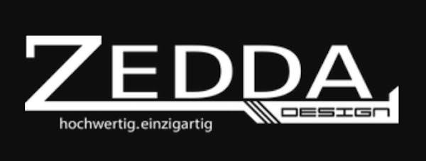 Logo von ZEDDA.DESIGN Pulverbeschichtung Verspiegelungstechnik