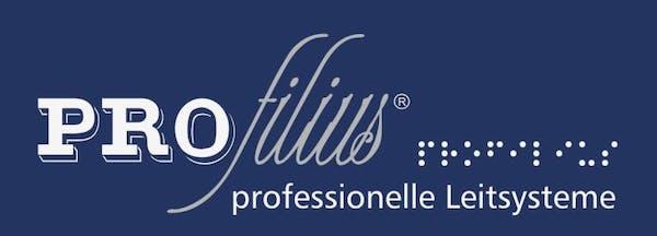 Logo von PROfilius Orientierungs- und Leitsysteme