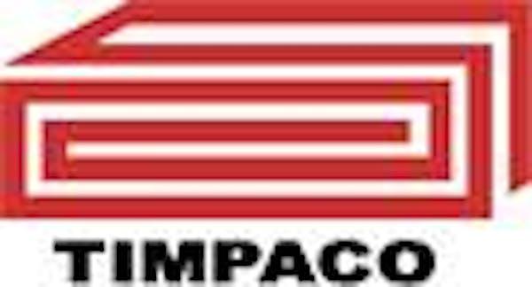 Logo von Timpaco GmbH für wirtschaftliche Verpackung