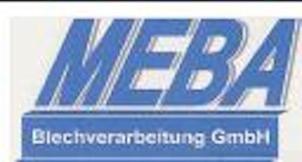 Logo von Meba Blechverarbeitung GmbH