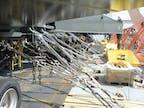 Ladungssicherung LIEBHERR LHM550