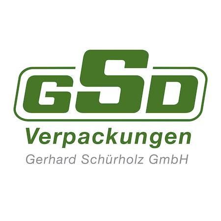Logo von GSD Verpackungen Gerhard Schürholz GmbH