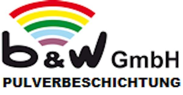Logo von b&w GmbH PULVERBESCHICHTUNG