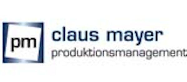 Logo von Claus Mayer Produktionsmanagement