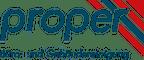 Logo von Proper Gebäudereinigung GmbH