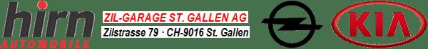 Logo von Zil-Garage St. Gallen AG