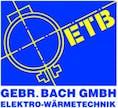 Logo von Gebr. Bach GmbH Elektro-Wärmetechnik
