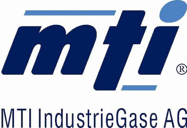 Logo von MTI IndustrieGase AG