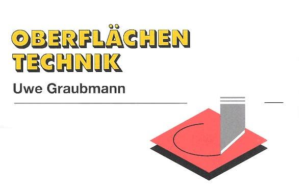 Logo von Oberflächentechnik Uwe Graubmann