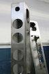 Signalsäule für U-Bahn Rolltreppe
