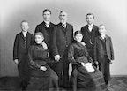 Die Familie Dorfmüller um 1910